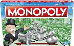 Настольная игра Hasbro Классическая Монополия обновленная (украинская) (C1009_657) (5010993432066)