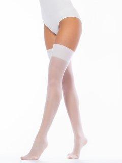 Чулки Giulia Segreto 20 Den 1/2 р Bianco (4820040239309)