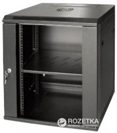 "Шкаф настенный серверный Kingda KD-007-6622 19"" 22U (KD-007-6622)"