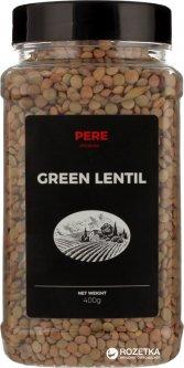 Чечевица Pere Зеленая 400 г (4820191591394)