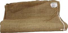 Мешок джутовый Радосвіт 50 х 100 см Кремово-кофейный (4820172931669)