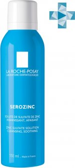 Тонизирующий спрей La Roche-Posay Serozinc c матирующим эффектом 150 мл (3433422406728)