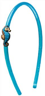 Обруч для волос пластмассовый Морской конек Titania 8517 Kids (8517 KIDS)