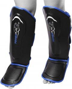 Защита голени и стопы PowerPlay 3052 S Black/Blue (PP_3052_S_Black_Blue)
