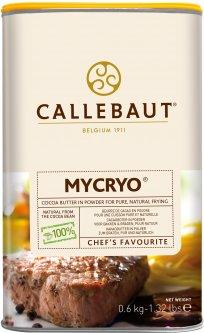 Какао-масло Callebaut Mycryo в виде порошка 600 г (5410522546231)