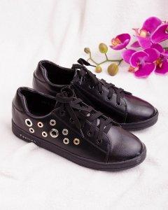 Кеды Yalike 306-3 31 Чёрный
