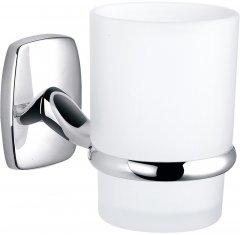 Стакан для ванной PERFECT SANITARY APPLIANCES RM 1101 круглый Стекло Латунь