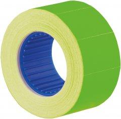 Этикет-лента Economix 26 x 16 мм 500 шт/уп Зеленая (E21305-04)