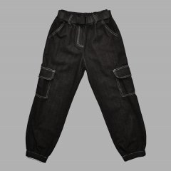 Джинси My Style V004 152 см Чорний
