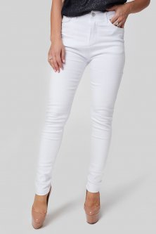 Джинсы LuxLook 913 42 Белый