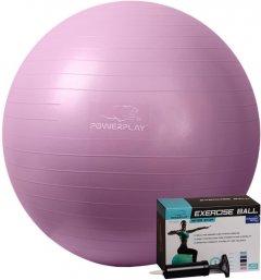 Мяч гимнастический PowerPlay 4001 Violet 75 см + насос (PP_4001_75_Voilet)