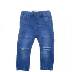 Джинси Name it 13132403 Medium Blue Denim 2A-3A/98CM синій
