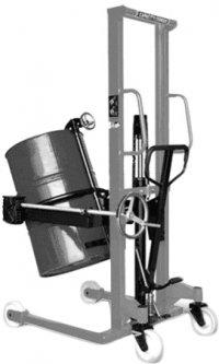Гидравлический штабелер для бочек Vulkan (SYG- Y 400kg)