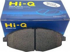 Колодки тормозные передние Sangsin Brake HI-Q Brake Pad Daewoo Lanos (97->), Matiz (00->) (SP1086)