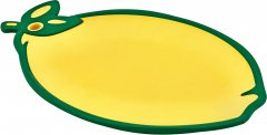 Доска разделочная Irak Plastik Лимон 24х33.5 см DC-710 (5749kmd)