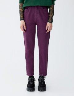 Джинси PULL & BEAR Ж1052997 (9680/381/612) колір фіолетовий XS