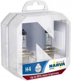 Автолампы Narva Range Power 90 H4 (48003.2BOX)