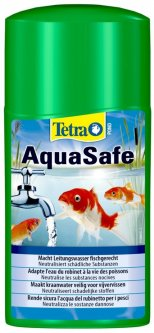 Средство для подготовки воды Tetra Pond AquaSafe 500 мл на 10000 л (4004218735460)