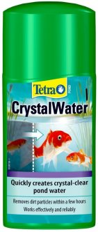 Средство для очистки прудовой воды Tetra Pond Crystal Water 250 мл (4004218180635)