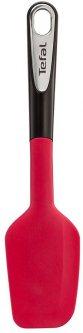 Лопатка силиконовая Tefal Ingenio Черный с красным (K2064614)