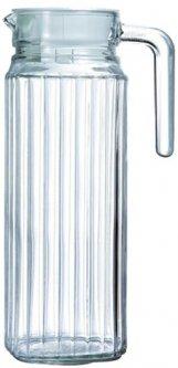 Кувшин с крышкой Luminarc Quadro 1.3 л (L9918)