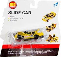 Игрушка Big Motors Машинка Краш-тест (6689B-1) (4812501084085)