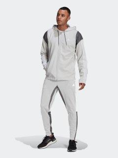 Спортивный костюм Adidas M Rib Tracksuit GM5797 L Greone/Grefou (4062065386211)