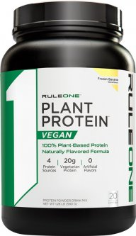 Протеин R1 (Rule One) Plant Protein 570 г Банан (837234109052)