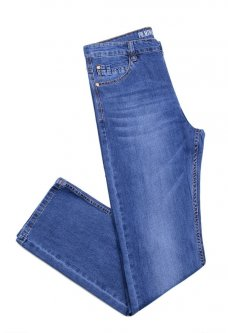 Джинсы Pr.Mino's M68028 40 Синий