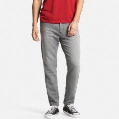 Чоловічі джинси скінні Uniqlo Jogger Slim Fit GREY (30W33L)
