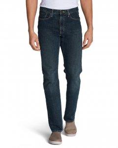 Модні чоловічі джинси Eddie Bauer Men Straight Fit Authentic DK HERITAGE