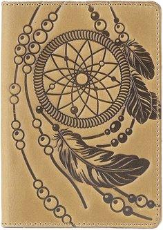 Обложка для паспорта Shvigel 15303 Желтая