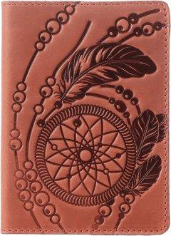 Обложка для паспорта Shvigel 13792 Красная
