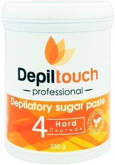 Сахарная паста для депиляции Depiltouch Professional плотная 330 г (4630010605634)