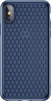 Панель Baseus BV Case для Apple iPhone Xs Max Blue (WIAPIPH65-BV03)
