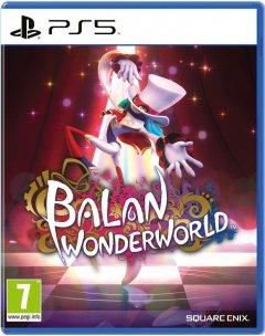 Игра Balan Wonderworld для PS5 (Blu-ray диск, English version)