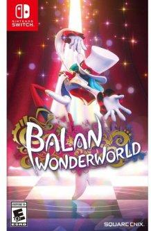 Игра Balan Wonderworld для Switch (Картридж, English version)