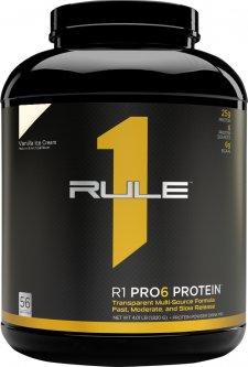 Протеин R1 (Rule One) Pro 6 Protein 1820 г Ванильный крем (837234108864)