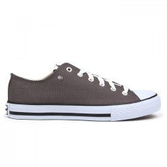 Кеди Dunlop Canvas Low Top Grey, 42 (270 мм) (10090167)