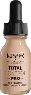 Жидкая тональная основа для лица NYX Professional Makeup Total Control Pro 05 Light 13 мл (800897206840)