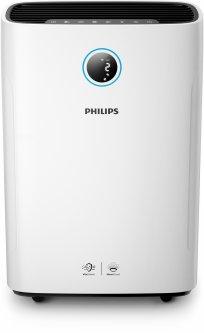 Очиститель и увлажнитель воздуха 2-в-1 PHILIPS Series 2000i AC2729/50/51 (WI-FI)