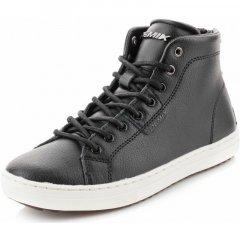 Кеди JACKSON FUR Womens warm sneakers Demix LWM32-99 40 Чорний (2991013244537)