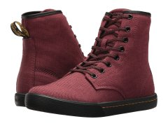 Кеди Dr. Martens Sheridan Cherry Red/Apple Butter Woven Textile/Cherry Red T Lamper, 36 (220 мм) (10088170)