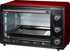 Электрическая печь LIBERTON LEO-400 Red