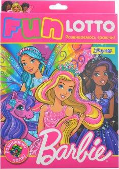 Настольная игра 1 Вересня Fun Lotto Barbie (4823099536917)