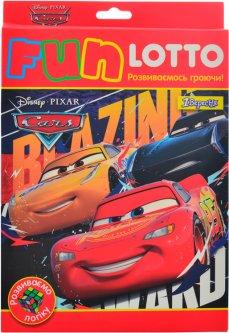 Настольная игра 1 Вересня Fun Lotto Cars (4823099536719)