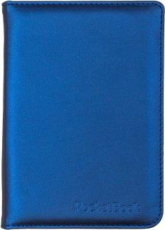 """Обложка PocketBook дляPocketBook6""""616/627 Blue metal (VLPB-TB627MBLU1)"""