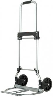 Тележка ручная складная Intertool LT-9005 до 60 кг