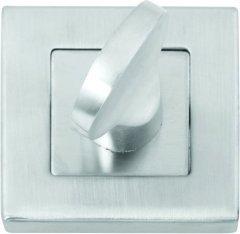Дверная защелка Condi Collection квадратная Сатин (40630463)
