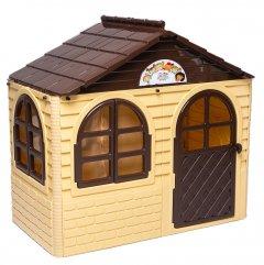 Детский игровой домик Active Baby Бежево-коричневый 129 х 69 х 120 см (01-01550/0201) (4822003280304)